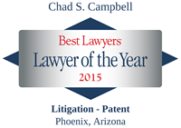 Best Lawyers Lawyer of the Year 2015 logo