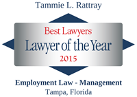 Lawyer of the Year 2015 Badge