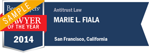 Marie L. Fiala has earned a Lawyer of the Year award for 2014!