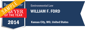 William F. Ford has earned a Lawyer of the Year award for 2014!