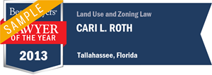Cari L. Roth has earned a Lawyer of the Year award for 2013!