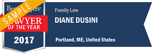 Diane Dusini has earned a Lawyer of the Year award for 2017!