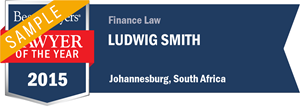 Ludwig Smith has earned a Lawyer of the Year award for 2015!